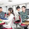 河原電子ビジネス専門学校 まだ間に合う!!オープンキャンパスで最終進路決定♪