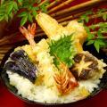 大阪調理製菓専門学校ecole UMEDA 【年末フェスタ開催】豪華盛り!海老と穴子の天ぷら丼