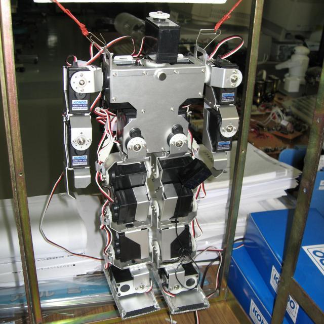 日本理工情報専門学校 体験イベント!「ロボットプログラム体験」~動かそう~2