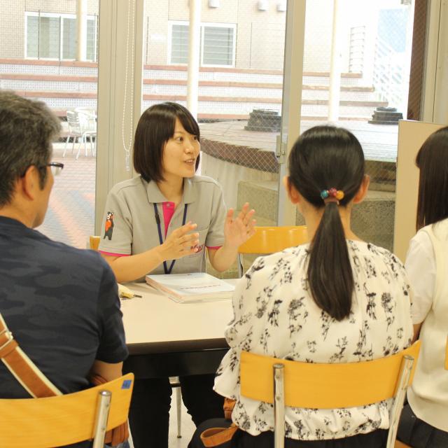 九州看護福祉大学 進路発見ガイダンスを開催!1