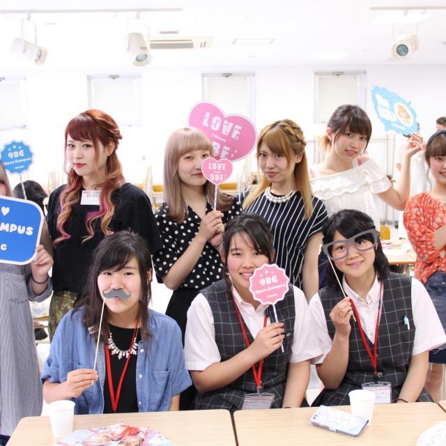 九州美容専門学校 九美のオープンキャンパス1