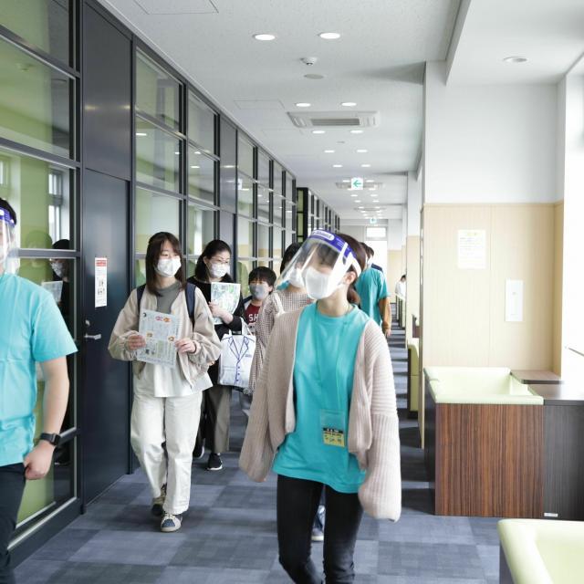 北海道医療大学 オープンキャンパス2021(福祉マネジメント学科※)2