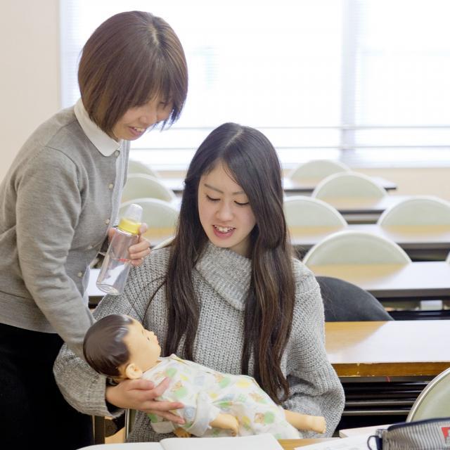 大阪保育福祉専門学校 ひな祭りを楽しもう♪3