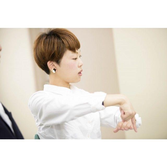 【手話通訳コース】オープンキャンパス ~社会福祉学科~