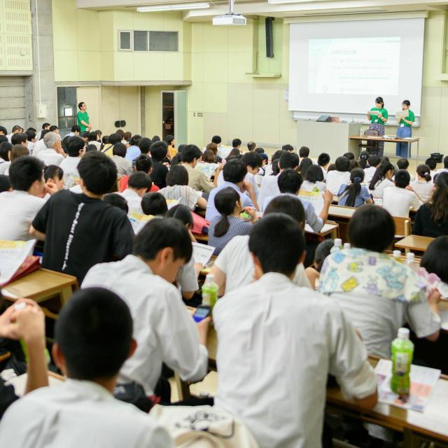 常磐大学 2020 TOKIWA OPEN CAMPUS3