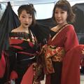 華服飾専門学校 和装コーデ体験