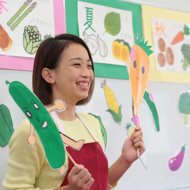 食生活から健康を支える仕事『栄養士』体験しよう
