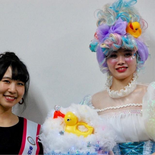 名古屋ファッション・ビューティー専門学校 全国大会出場作品とブライダルヘアメイクショーを見よう2