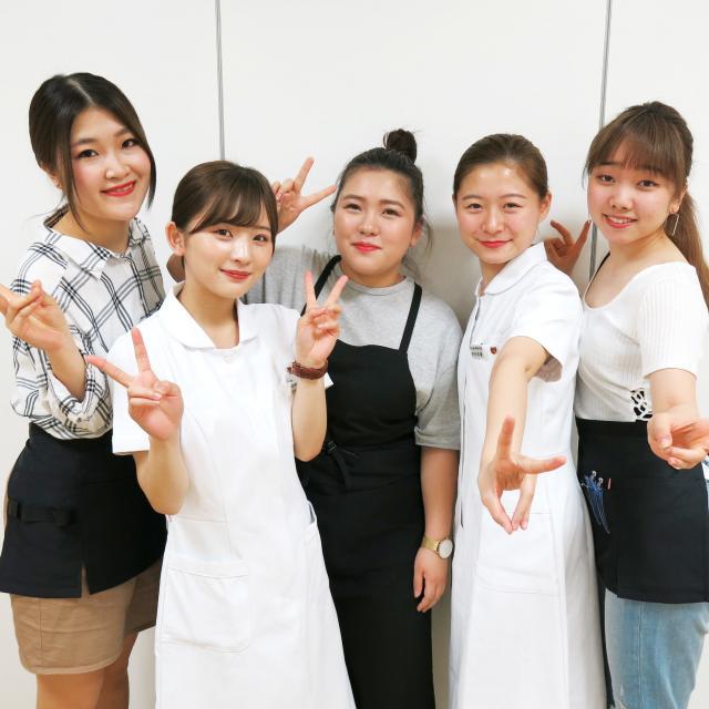 日本美容専門学校 2019 体験入学 【総合美容科】4