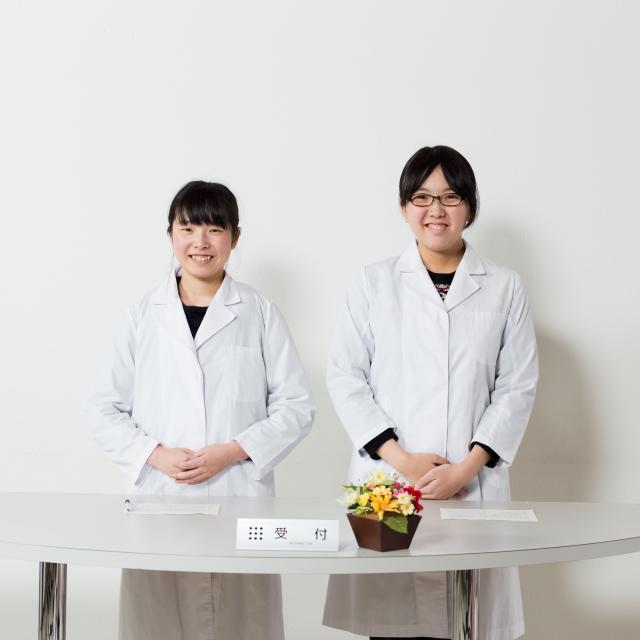 YICビジネスアート専門学校 7/25(水)【医療事務】調剤薬局事務体験1