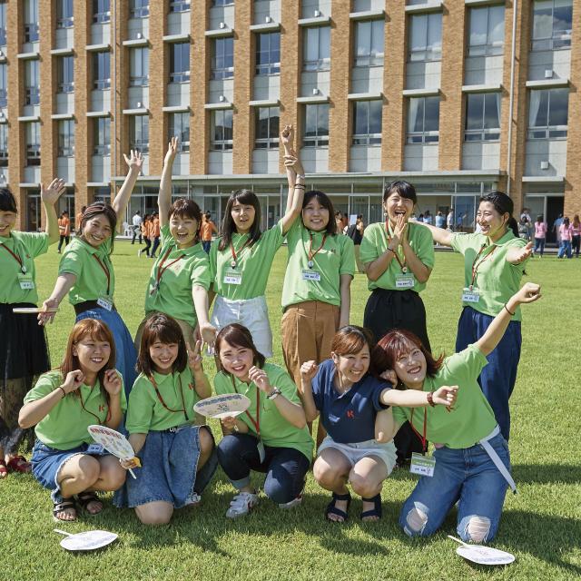 香蘭女子短期大学 OPEN CAMPUS☆20182