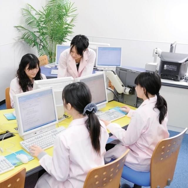 大原情報医療保育専門学校和歌山校 スペシャル体験学習(医療事務)1