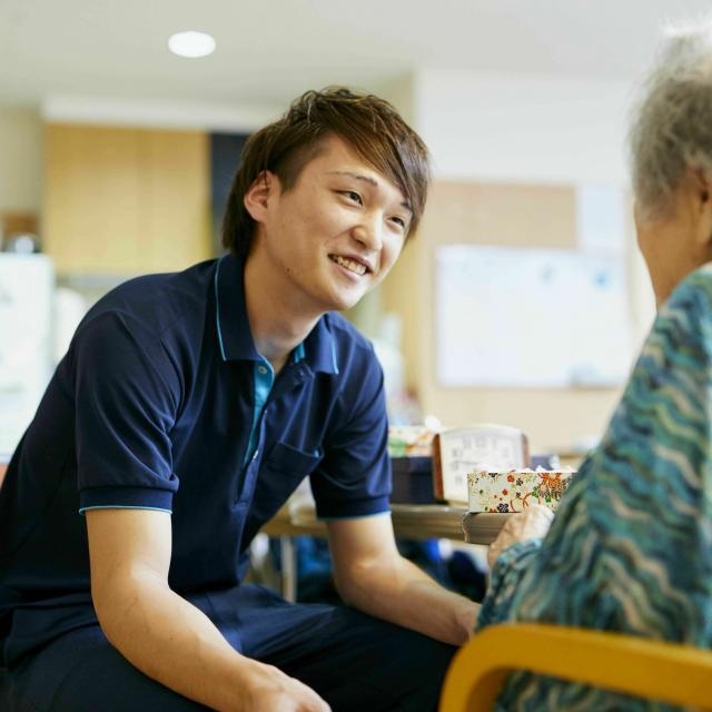 仙台医療福祉専門学校 生活支援のプロフェッショナルになる【介護福祉学科】1