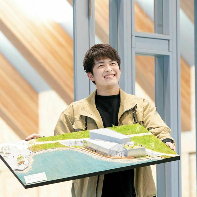 中央工学校 2020体験入学☆建築模型や建築CAD/BIMを体験しよう!2