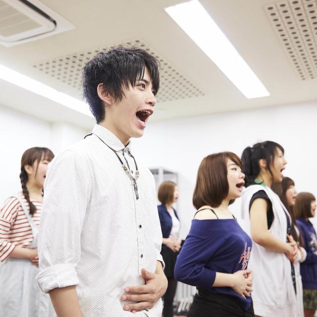 大阪アニメーションカレッジ専門学校 アニソンシンガーを目指すならここに来なきゃ!体験授業は必見☆1