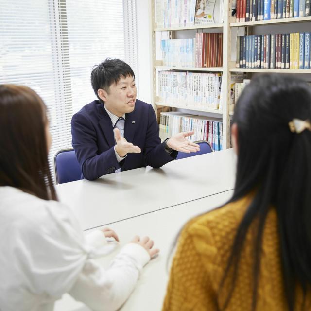 ELICビジネス&公務員専門学校 体験入学 公務員科3