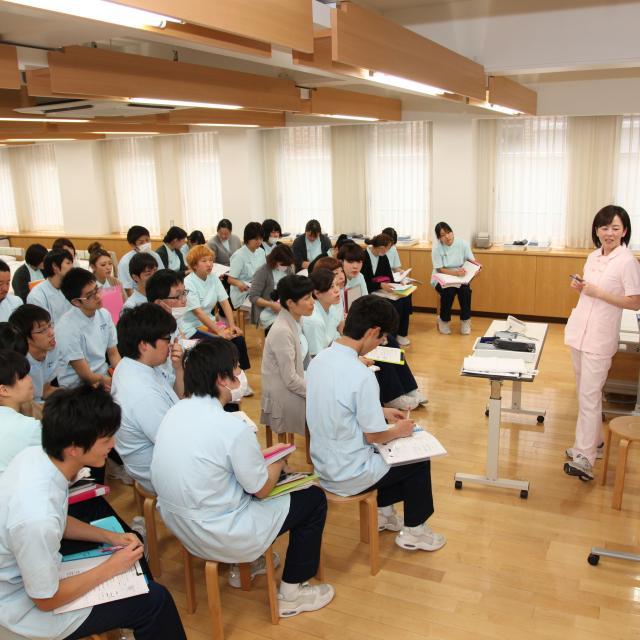 町田福祉保育専門学校 オープンキャンパス【介護系】1
