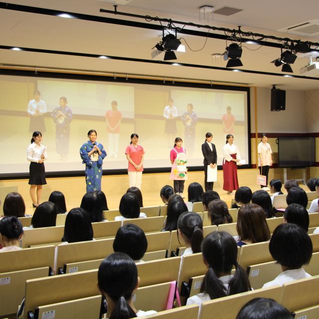 九州女子短期大学 2018 OPEN CAMPUS1