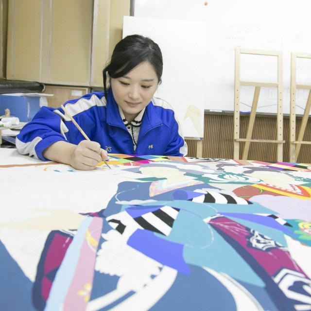 専門学校 札幌デザイナー学院 【オンライン開催】イラスト・キャラクター専攻1