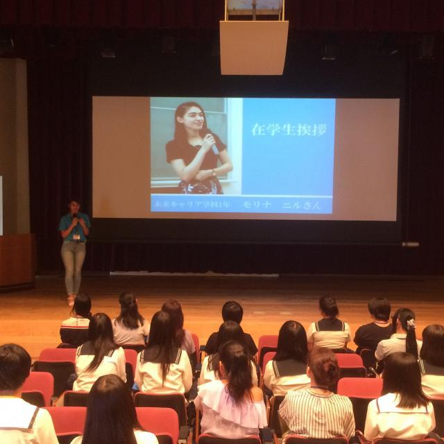 名古屋経営短期大学 人を幸せにする仕事!「介護福祉士」の魅力に触れよう!3