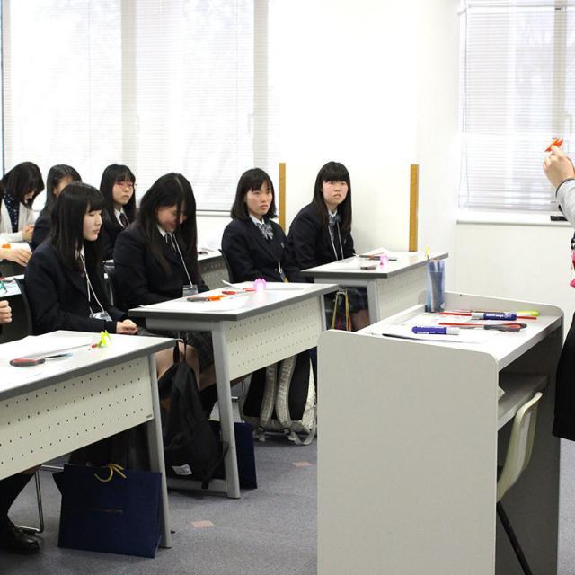 愛知学泉大学 スプリングカレッジ 2019(体験授業)4