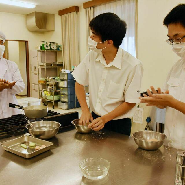 福島学院大学短期大学部 学科別オープンキャンパス(食物栄養学科)3