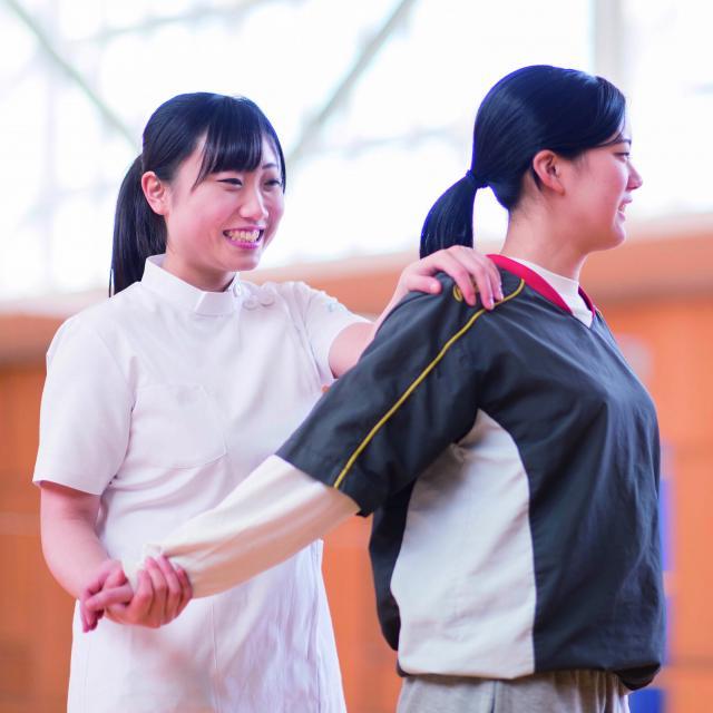 甲南女子大学 【理学療法学科・医療栄養学科】プレミアムガイダンス2