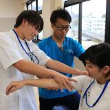【理学療法学科】その思いやりが身体機能を回復できる!の詳細