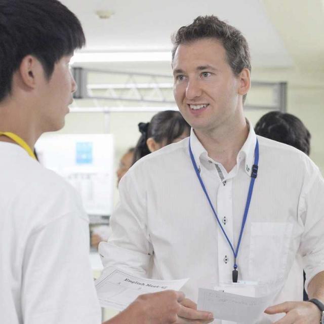 広島外語専門学校 新高校3年生、高校2年生対象 春休みHCFLフェスタ1