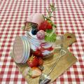 辻学園調理・製菓専門学校 【製菓】7月23日はジャーケーキ☆2年生・3年生大歓迎☆