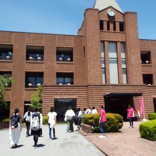 上田女子短期大学 ミニオープンキャンパス4