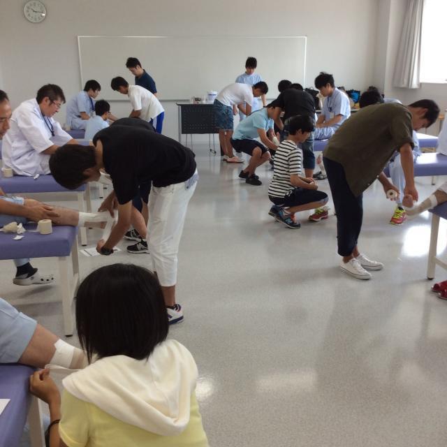 米田柔整専門学校 学校説明会 全コース対象2