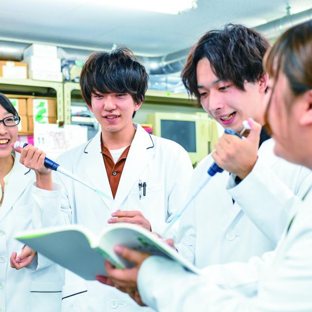 東京医薬専門学校 「くすり」の仕事を知ろう!~大学との違いって?~3