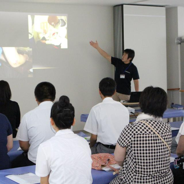 福島医療専門学校 【柔道整復師、鍼灸師を目指している方必見】オープンキャンパス4