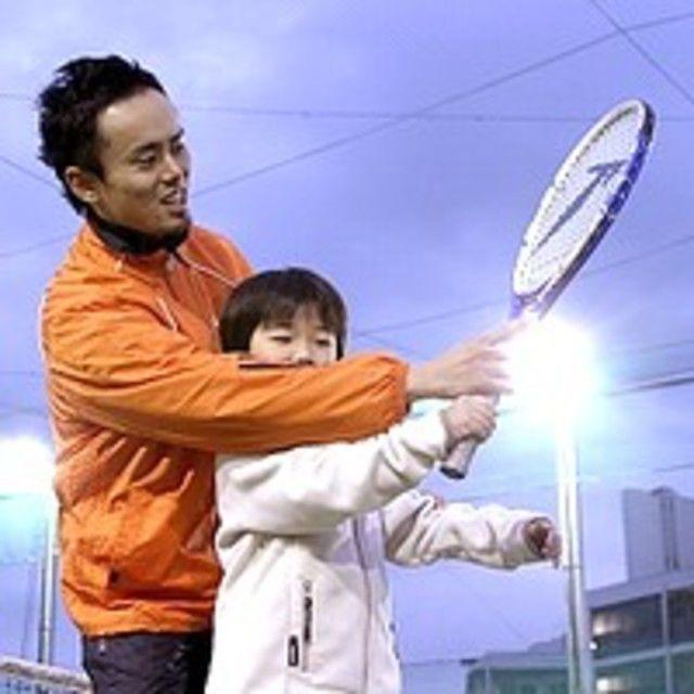 東京YMCA社会体育・保育専門学校 【テニスコーチ体験】ゲーム形式での指導術を学ぶ♪1