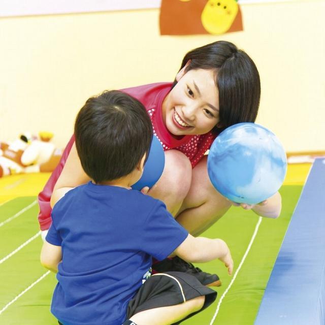 アップルスポーツカレッジ 楽しみながら体を動かしてスポーツの仕事を知ろう♪1