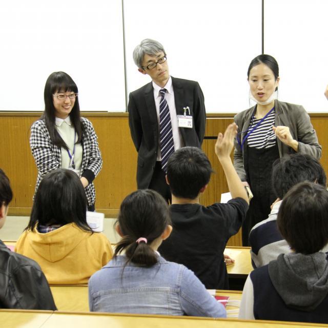 敬和学園大学 10月8日(月・祝)ウィークデー・オープンキャンパス2