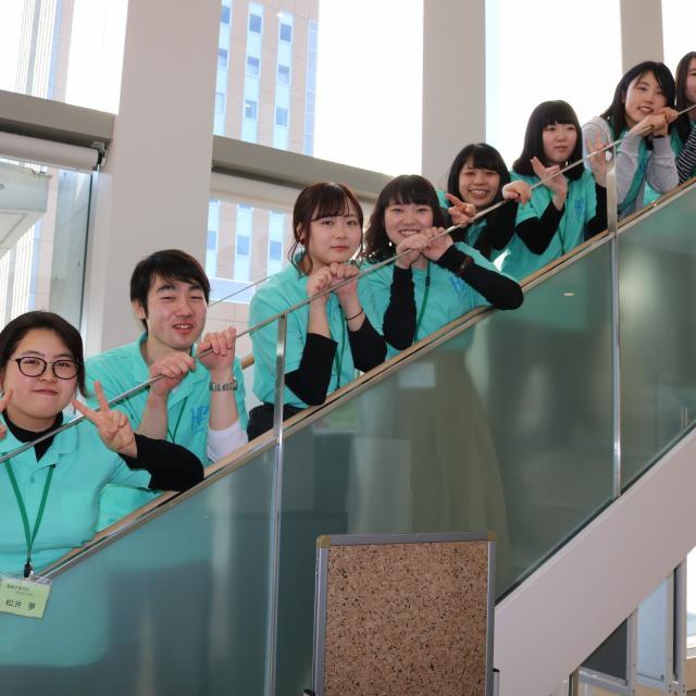 北海道文教大学 【健康栄養学科】「おもてなしの心」ってどういうこと…?4