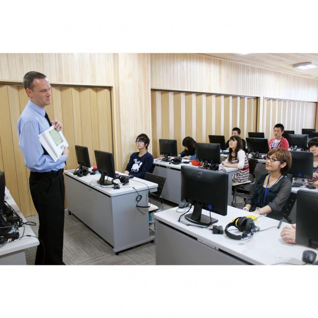 吉備国際大学 【岡山キャンパス】外国語学部のオープンキャンパス!1