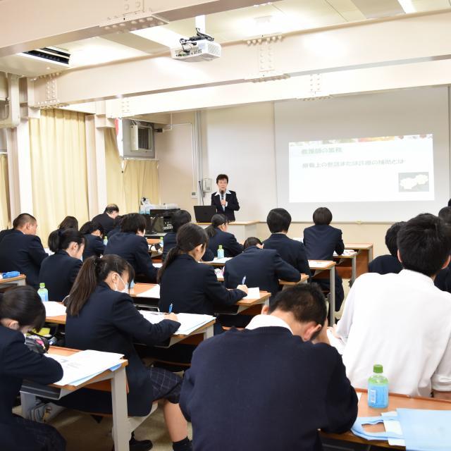 日本保健医療大学 春のオープンキャンパス20194