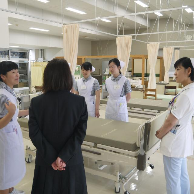 専門学校 麻生看護大学校 【看護師を目指しているあなたへ】オープンキャンパス開催2