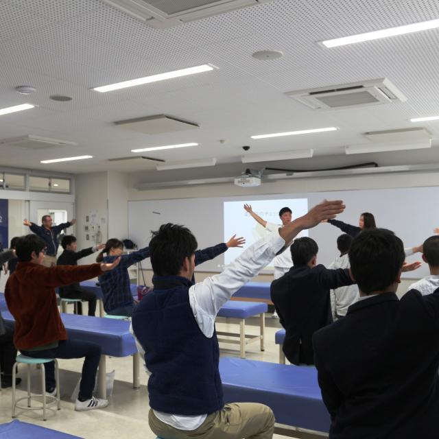朝日医療大学校 6学科同時開催!オープンキャンパス◆AO入試対策講座も開催!4