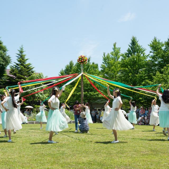 恵泉女学園大学 スプリングフォーラム同時開催!オープンキャンパス1