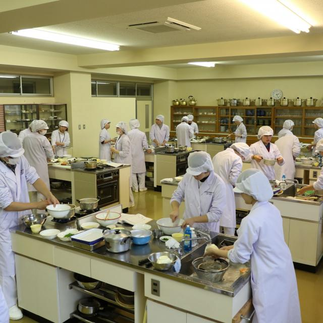 秋田栄養短期大学 オープンキャンパス20181