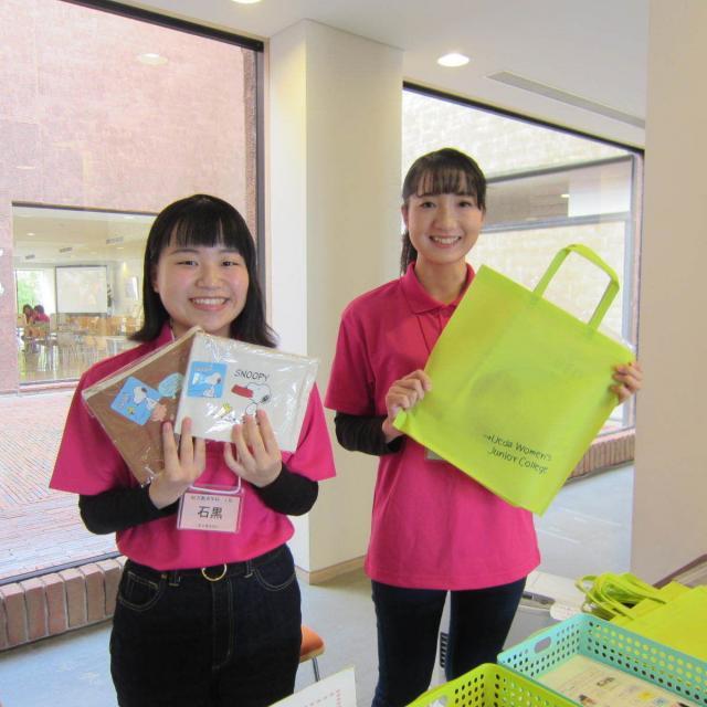 上田女子短期大学 ミニオープンキャンパス3
