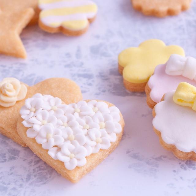 YICビジネスアート専門学校 3/28(木)【パテ】アイシングクッキーで想いを伝えよう1