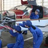 航空整備士を目指す方への詳細
