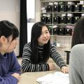 湘南歯科衛生士専門学校 在校生との懇談ができます!