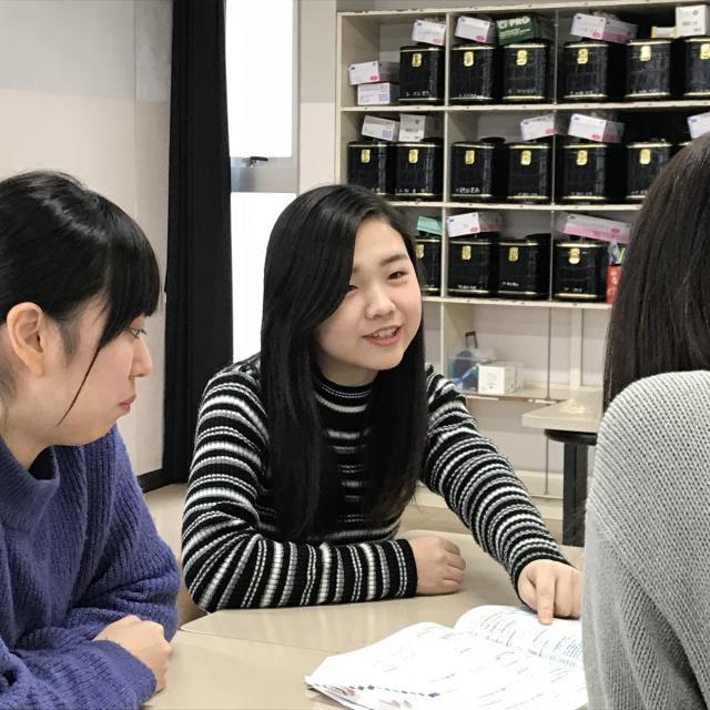 湘南歯科衛生士専門学校 在校生との懇談ができます!1