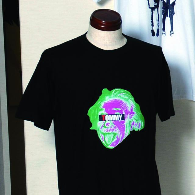 足利デザイン・ビューティ専門学校 クリエイティブ科:1・2年生限定!オリジナルTシャツ、他実習1